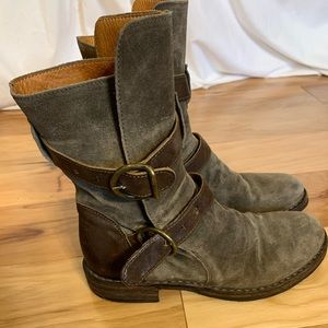 Fiorentini and Baker eternity Moto boots 35